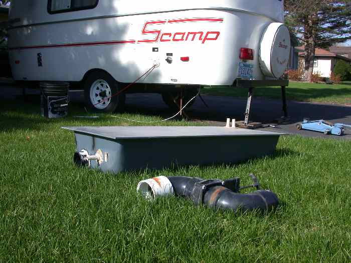 There Are Other Small Fiberglass Trailers Around